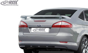 LK Performance RDX rear spoiler FORD Mondeo BA7 2007+ - LK Auto Factors