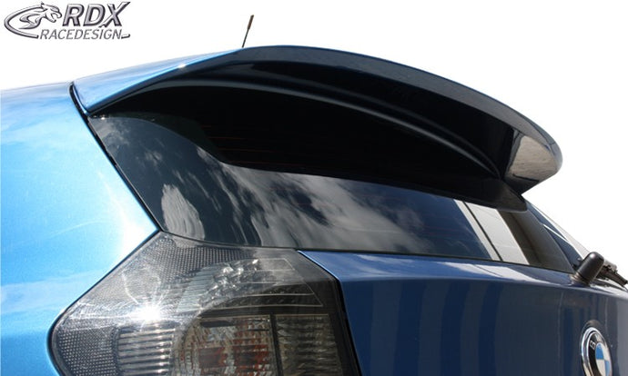 LK Performance RDX Roof Spoiler BMW 1-series E81 / E87 - LK Auto Factors