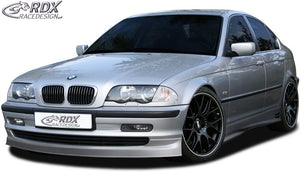 LK Performance RDX Front Spoiler BMW 3-series E46 -2002 - LK Auto Factors