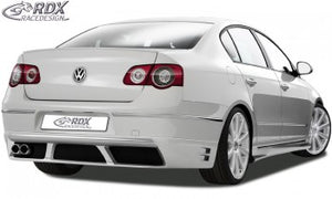 LK Performance rear apron VW Passat 3C Sedan rear skirt rear - LK Auto Factors