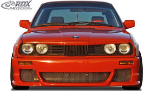 "LK Performance RDX Front bumper BMW 3-series E30 ""GT4"" - LK Auto Factors"