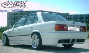 "LK Performance RDX Rear bumper BMW 3-series E30 ""GT4"" - LK Auto Factors"