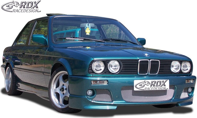 LK Performance RDX Front bumper BMW 3-series E30 - LK Auto Factors