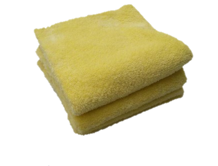 350gsm Korean Plush Microfibre Edgeless Cloth Ultra Plush, Very Soft - LK Auto Factors