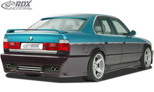 LK Performance RDX Rear bumper BMW 5-series E34 - LK Auto Factors
