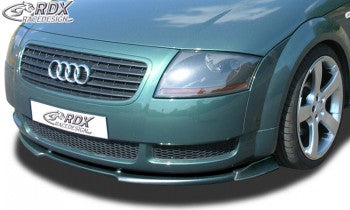 LK Performance front spoiler VARIO-X AUDI TT 8N front lip front attachment front spoiler lip - LK Auto Factors