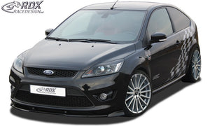LK Performance RDX Front Spoiler VARIO-X FORD Focus 2 ST Facelift 2008+ Front Lip Splitter - LK Auto Factors