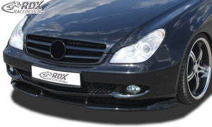 LK Performance RDX Front Spoiler VARIO-X MERCEDES CLS-class C219 -2008 Front Lip Splitter - LK Auto Factors