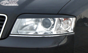 LK Performance Headlight covers AUDI A6-4B (2001+)