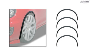 LK Performance Universal Wheel Arches FENDER-X Duster