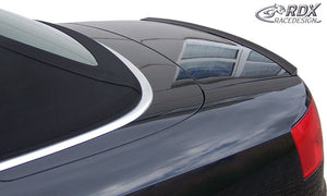 LK Performance Trunk lid spoiler BMW 3-Series E46 compact Sedan
