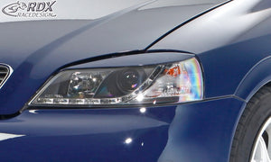 LK Performance RDX Headlight covers OPEL Astra G Coupe/Cabrio