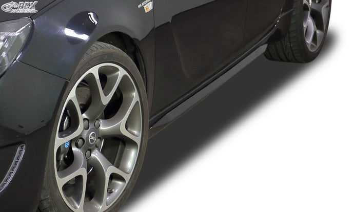 LK Performance RDX Sideskirts OPEL Insignia 2008-2017 (also for OPC and OPC-Line)