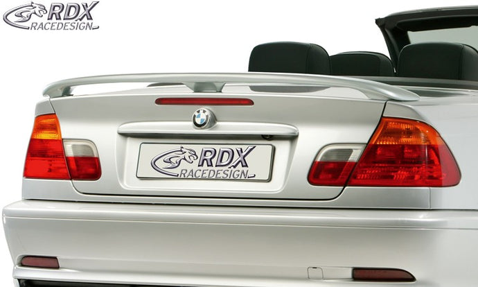 LK Performance Rear Spoiler BMW 3-Series E46 compact