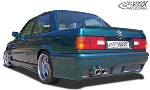 "LK Performance Rear bumper ""GT4"" BMW 3-Series E30"