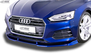 LK Performance Front Spoiler VARIO-X AUDI A5 (F5) (Coupe + Cabrio + Sportback) Front Lip Splitter A5 (F5)