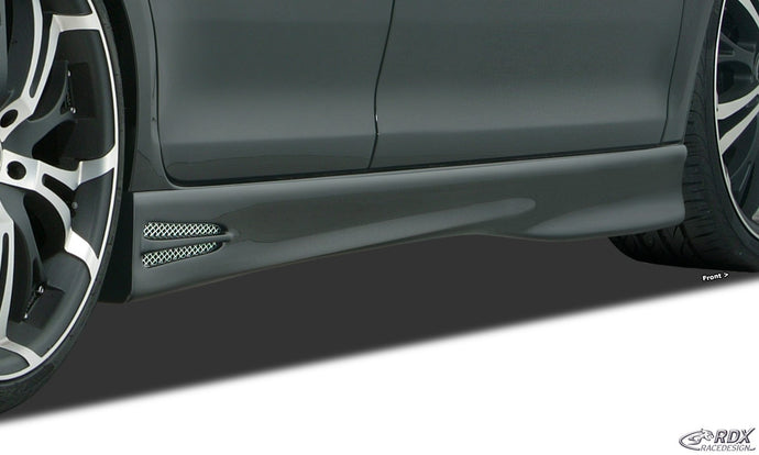 LK Performance Sideskirts CITROEN C4 (Type N) 2010-2018