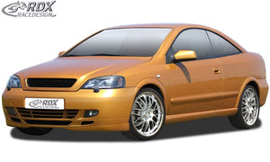 LK Performance RDX Front Spoiler OPEL Astra G Coupe/Cabrio
