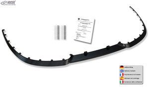 LK Performance RDX Universal Spoiler lip CUP2.0 Front Splitter Justy