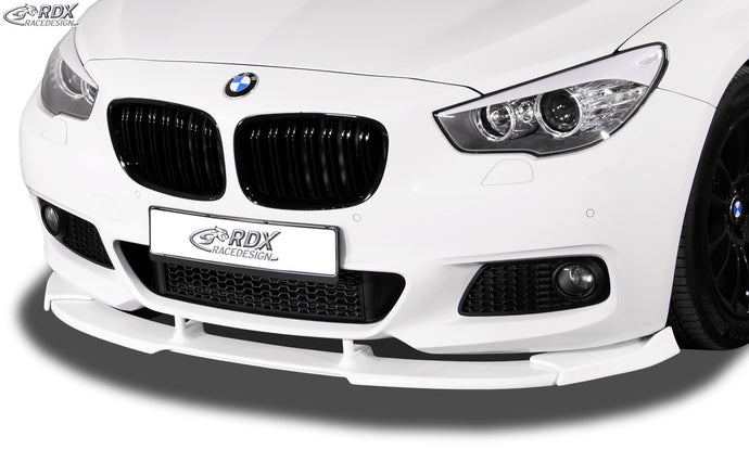 LK Performance Front Spoiler VARIO-X BMW 5-series F07 GT M-Technic 2009-2013 Front Lip Splitter