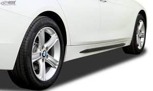 "LK Performance Sideskirts BMW 3-Series F30 / F31 ""Slim"