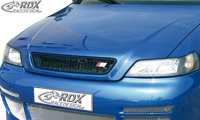 LK Performance RDX Bonnet extension OPEL Astra G Coupe/Cabrio