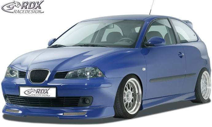LK Performance RDX Front Spoiler SEAT Ibiza 6L -2006