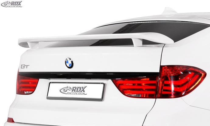 LK Performance rear spoiler BMW 5-series F07 GT wing