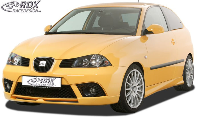 LK Performance RDX Front Spoiler SEAT Ibiza 6L FR / Facelift