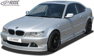 LK Performance Front Spoiler / Convertible 2003+ BMW 3-Series E46 compact