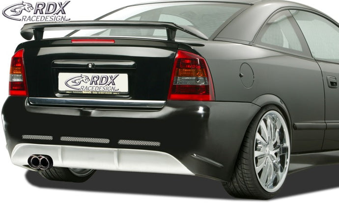 LK Performance RDX rear spoiler OPEL Astra G Coupe/Cabrio