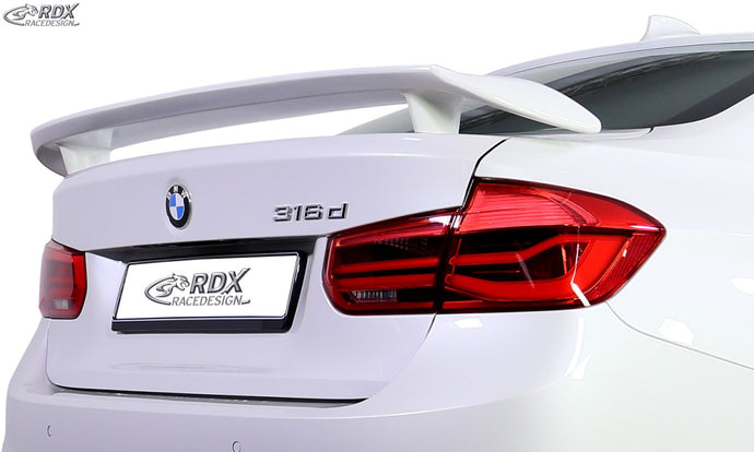 LK Performance Rear Spoiler BMW 3-Series F30 / F31 (also Facelift)