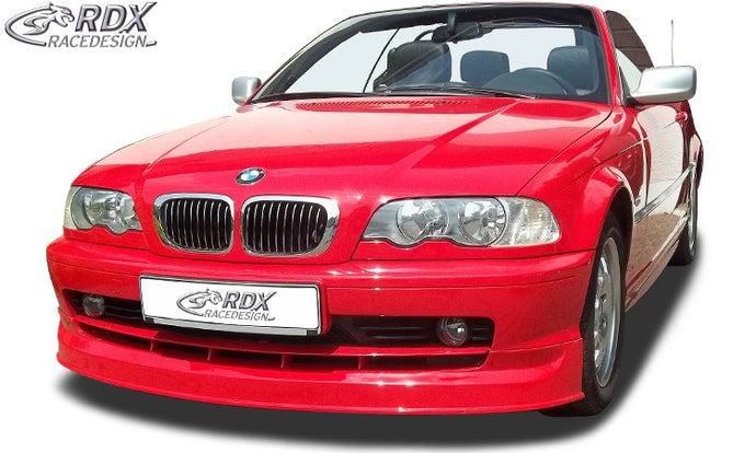 LK Performance Front Spoiler BMW 3-series E46 Coupe / Convertible -2002 BMW 3-Series E46 compact