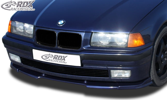 LK Performance Front Spoiler VARIO-X Front Lip Splitter BMW 3-Series E36 Compact