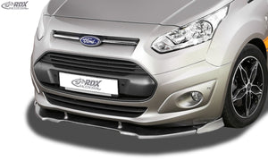 LK Performance RDX Front Spoiler VARIO-X FORD Transit Connect / Tourneo Connect 2013+ Front Lip Splitter