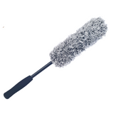 Microfiber Alloy Barrel Brush Wheel Cleaner - LK Auto Factors