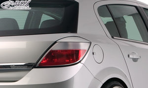 LK Performance RDX Taillight covers OPEL Astra H 5-door - LK Auto Factors