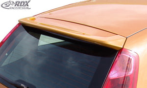 "LK Performance RDX Roof Spoiler FIAT Grande Punto ""V2"" - LK Auto Factors"