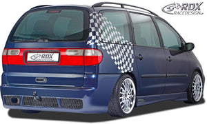 LK Performance RDX Sideskirts Ford Galaxy - LK Auto Factors