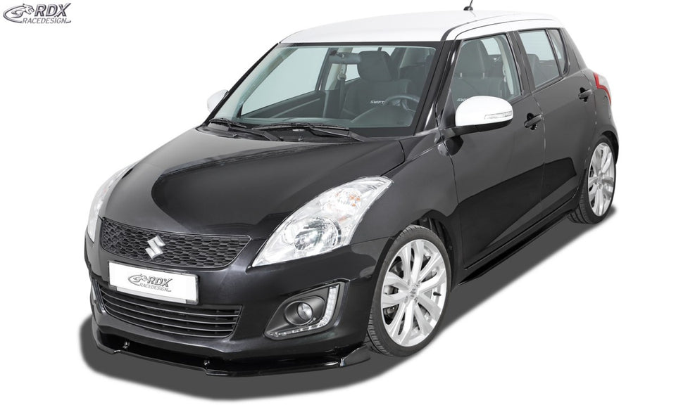 LK Performance RDX Front Spoiler VARIO-X SUZUKI Swift FZ/NZ 2013-2017 Front Lip Splitter - LK Auto Factors