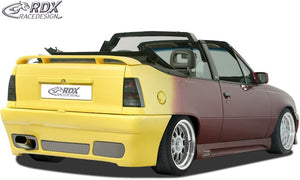 "LK Performance RDX Rear bumper OPEL Kadett E ""GT4"" - LK Auto Factors"