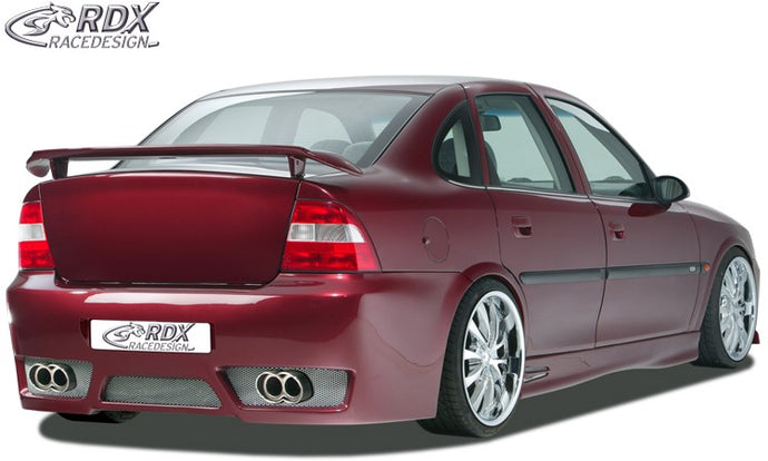 LK Performance RDX Rear bumper OPEL Vectra B with numberplate