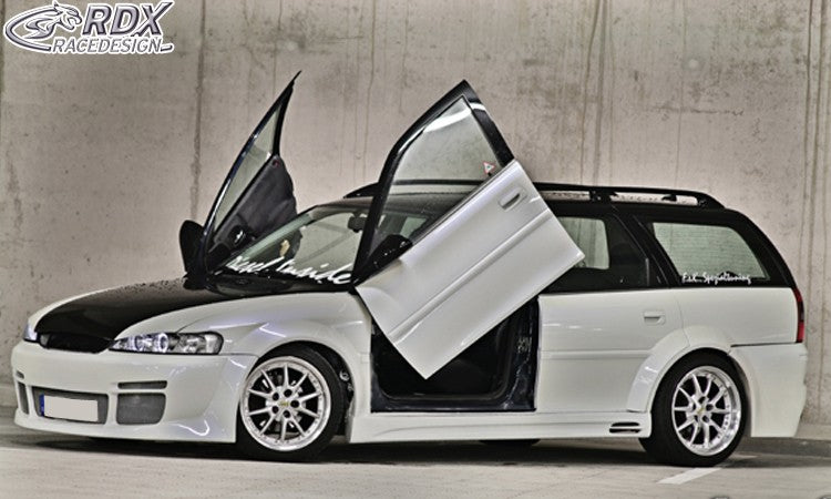 "LK Performance RDX Wide Bodykit ""WideRACER"" OPEL Vectra B Caravan / Station Wagon - LK Auto Factors"