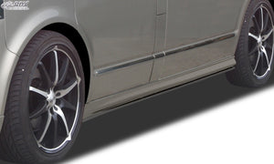 "LK Performance RDX Sideskirts VW T5 ""Edition"""