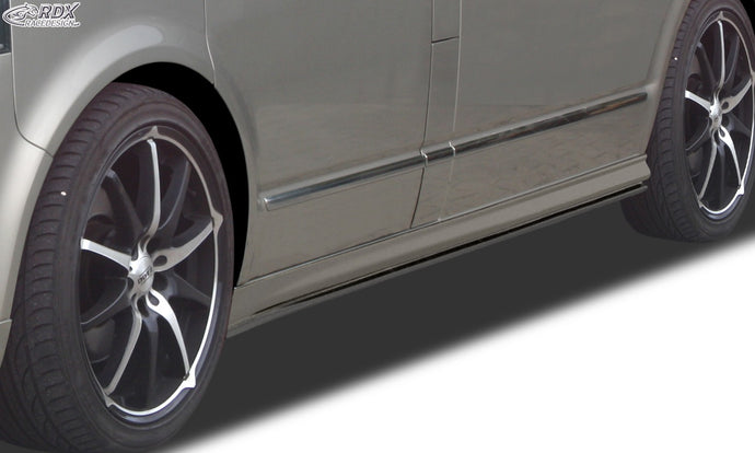 LK Performance RDX Sideskirts VW T5