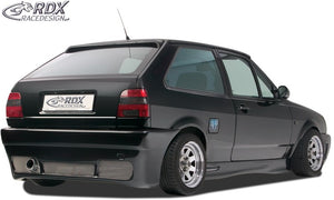 "LK Performance RDX Rear bumper VW Polo 86c2f 3 Coupe ""GT4"""