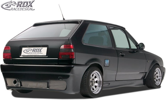 LK Performance RDX Rear bumper VW Polo 86c2f 3 Coupe