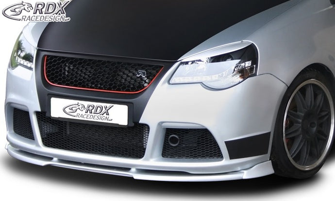 LK Performance RDX Front Spoiler VARIO-X VW Polo 9N3 2005+ GTI Cup Edition Front Lip Splitter