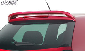 LK Performance RDX Roof Spoiler VW Polo 9N3