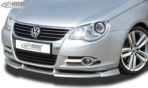 LK Performance front spoiler VARIO-X VW Eos 1F -2011 front lip front attachment